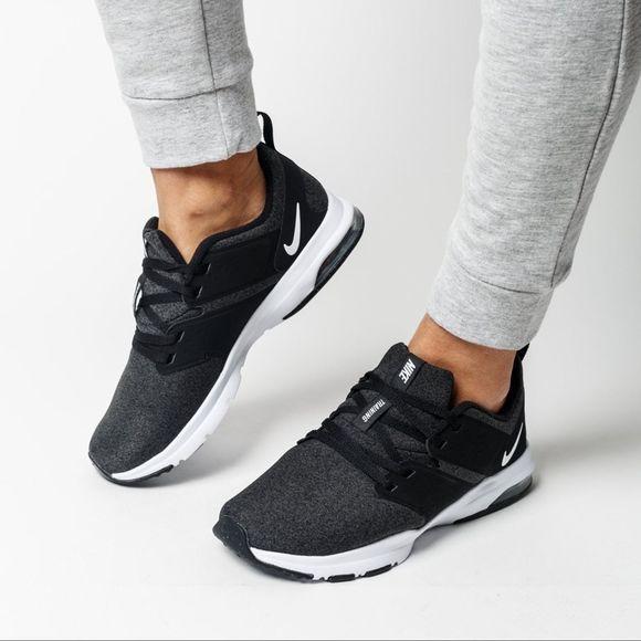 Nike Shoes   New Air Bella Black